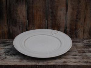 Talíř plytký - průměr 25,5 cm