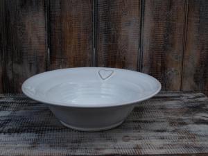 Talíř hluboký - průměr 24,5x7 cm