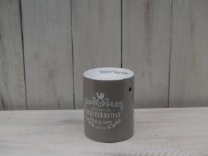 Aromalampa - průměr 8,5x10,5 cm