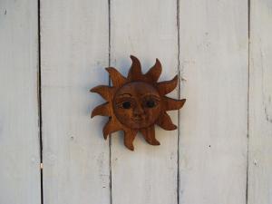 Sluníčko - průměr 12 cm
