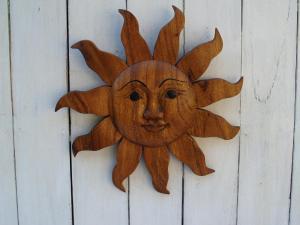 Sluníčko - průměr 30 cm