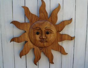 Sluníčko - průměr 50 cm