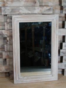 Zrcadlo s rámem 90x60 cm