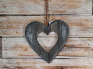Závěska srdce