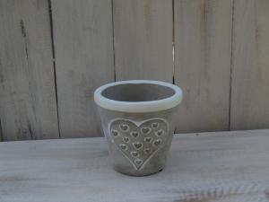 Obal keramika - průměr 12x11 cm