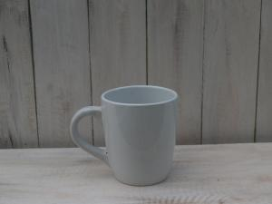 Keramický obal ( hrnek ) - výška 12,5 cm
