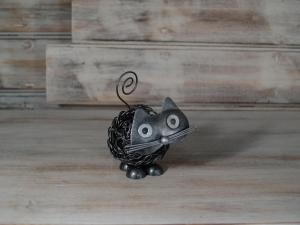 Kočka vizitkář