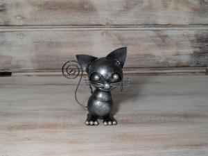 Kočka s helmou