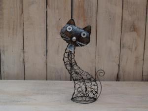 Kočka ( dráty )