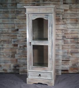 Komoda - dvířka, 1 šufládka - výška 130x50x40 cm