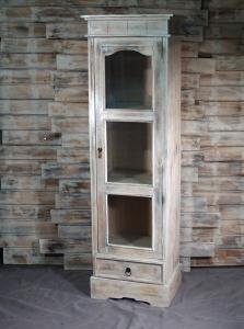 Komoda - dvířka, 1 šufládka - výška 165x50x40 cm